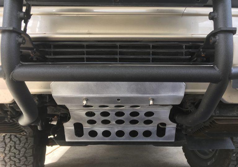 Custom Skid Plate L300 Delica
