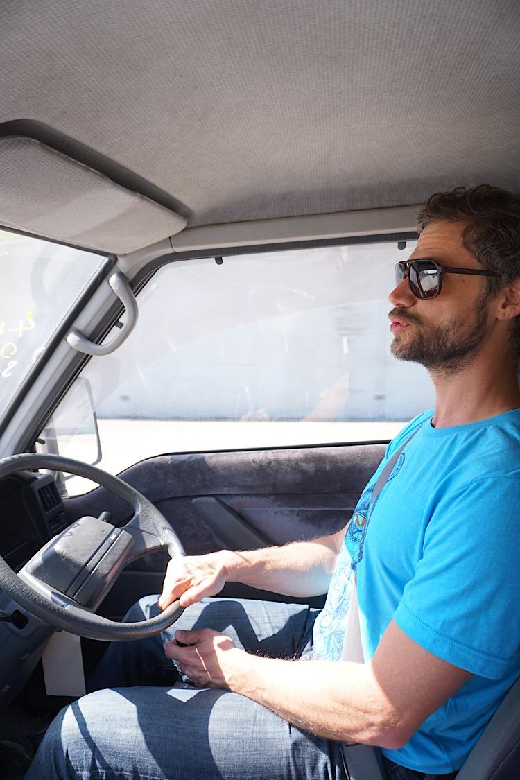 Delica L300 Steering Wheel