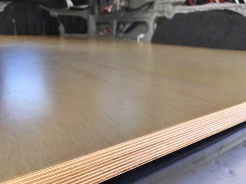 Van Floor Install Mitsubishi Delica L300