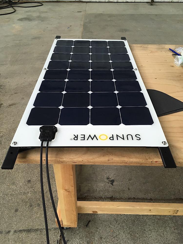Van Solar Installation