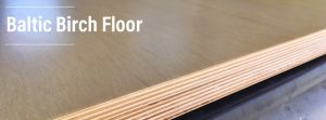 Van Floor - Baltic Birch