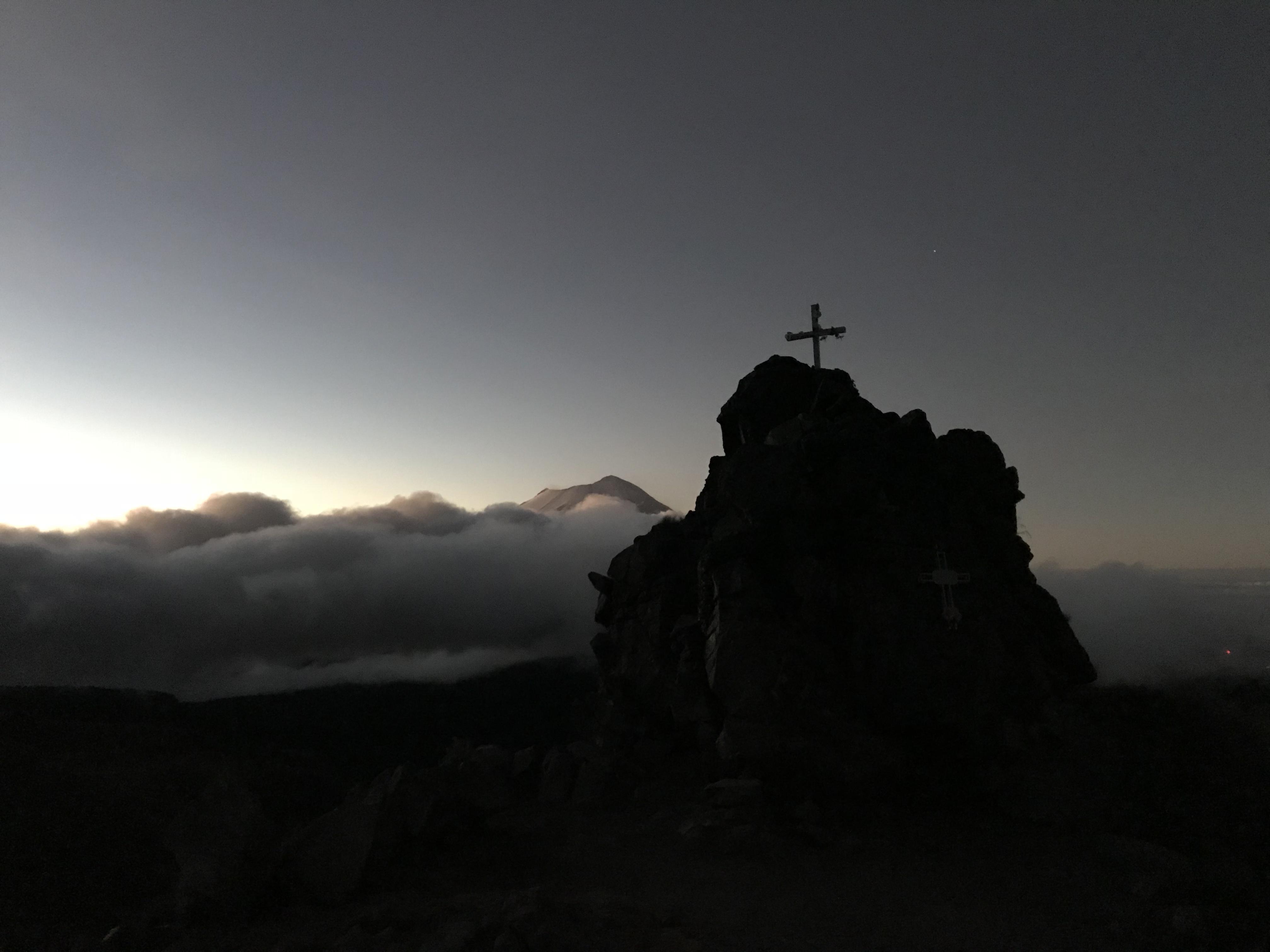 Iztaccíhuatl, Mexico