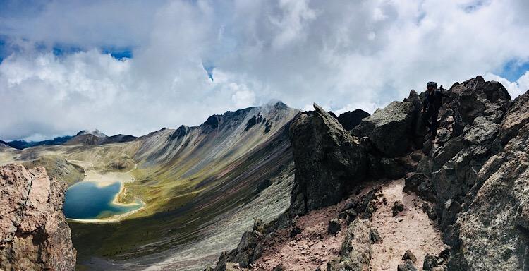 Nevado de Toluca, Mexico