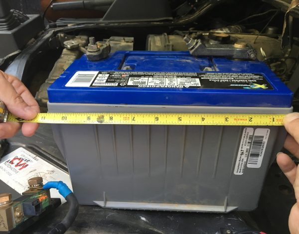 Bigger is Better: Battery Lessons on the Road