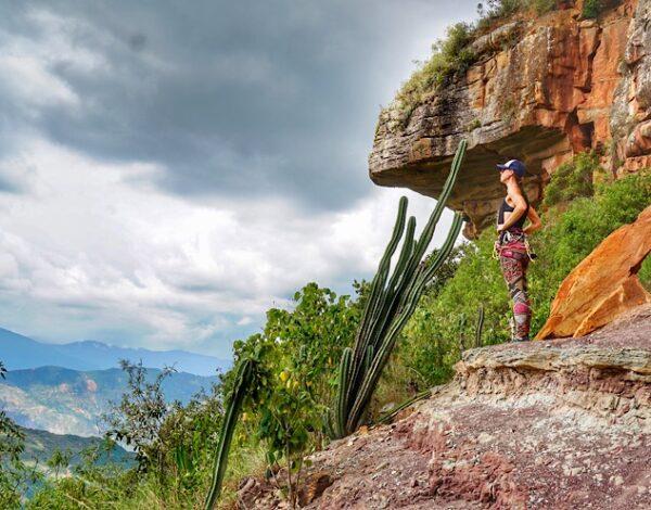La Mojarra: A Climbers Paradise