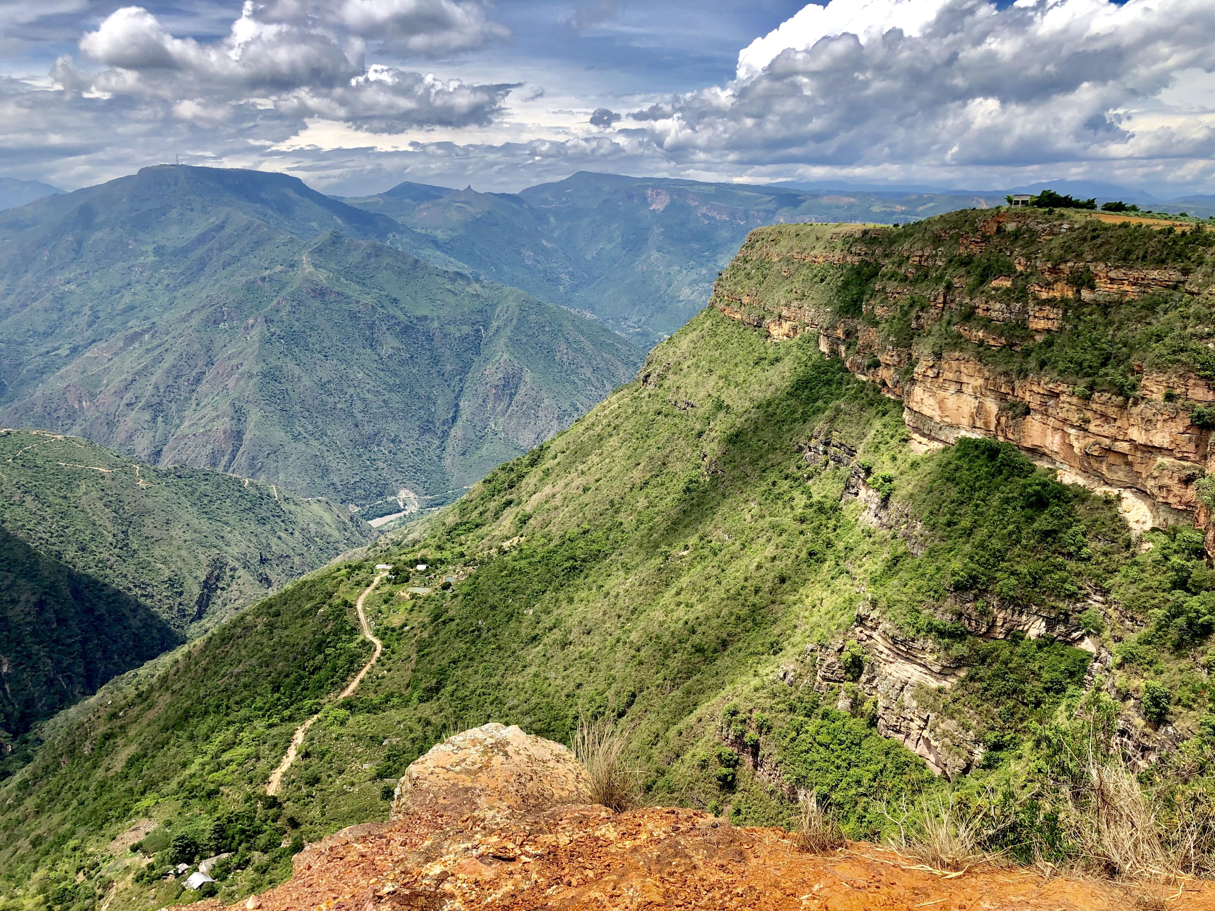 La Mojarra, Colombia